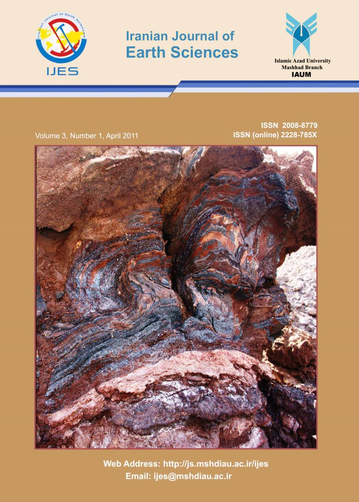 Iranian Journal of Earth Sciences